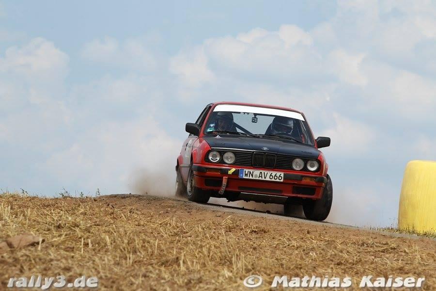 ProWIN Race-Day – Rallye fahren für Bedürftige