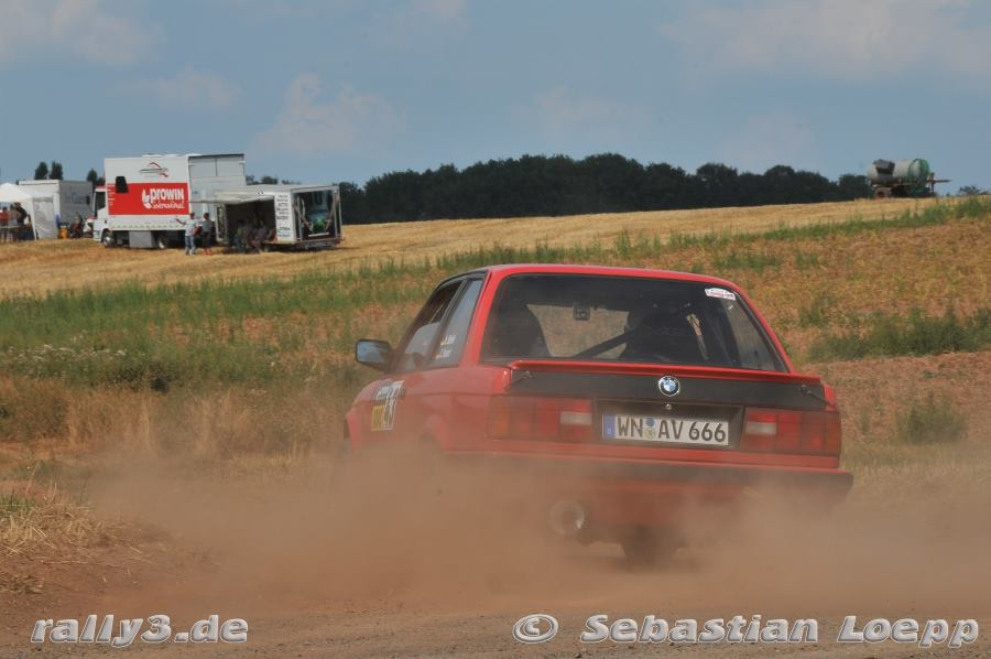 Kfz Sachverständiger Nikolai Stiefel BMW E30 318is proWIN Rae-Day